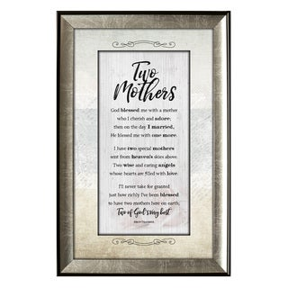 Two Mothers Soulful Journey Framed Wall Art