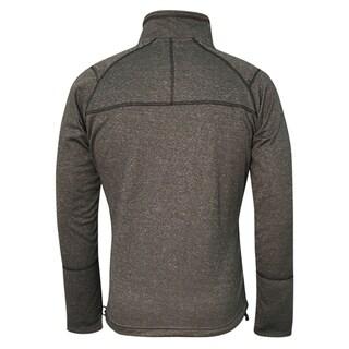 Lotto Men's Fleece Full-zip Jacket