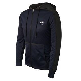 Lotto Men's Textured Fleece Jacket