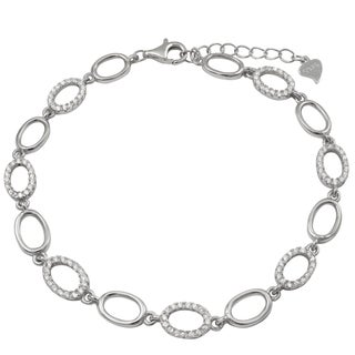 Luxiro Two-tone Sterling Silver Cubic Zirconia Open Oval Bracelet https://ak1.ostkcdn.com/images/products/14249898/P20838764.jpg?_ostk_perf_=percv&impolicy=medium