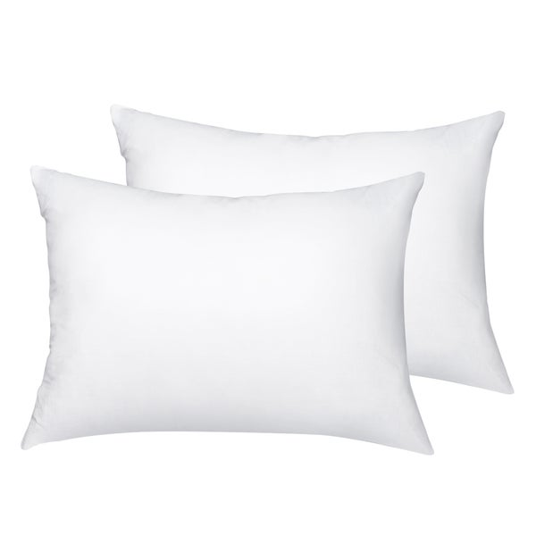 Durable Cotton Standard Bed Pillow (Set of 2)