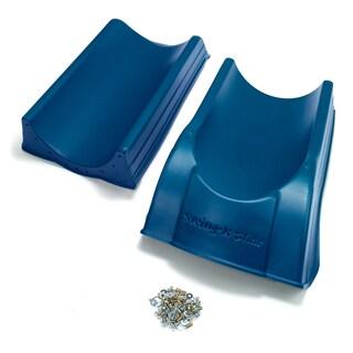 Swing-N-Slide Blue Plastic Summit Slide