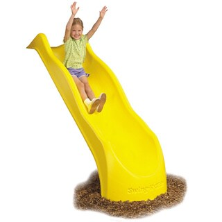 Swing-N-Slide Yellow Speedwave Slide