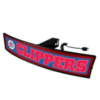 Fanmats NBA Los Angeles Clippers Light-up Hitch Cover