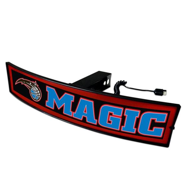 Fanmats NBA Orlando Magic Light Up Hitch Cover