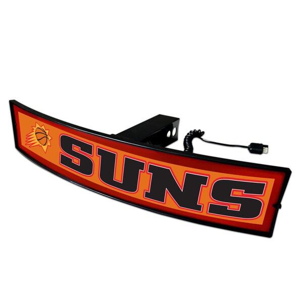 Fanmats NBA Phoenix Suns Light-up Hitch Cover