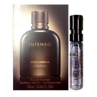 Dolce & Gabbana Intenso Men's 0.05-ounce Eau de Parfum Vial