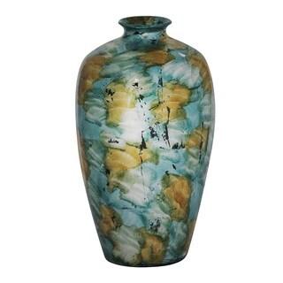 Green Bud Water Jar Vase