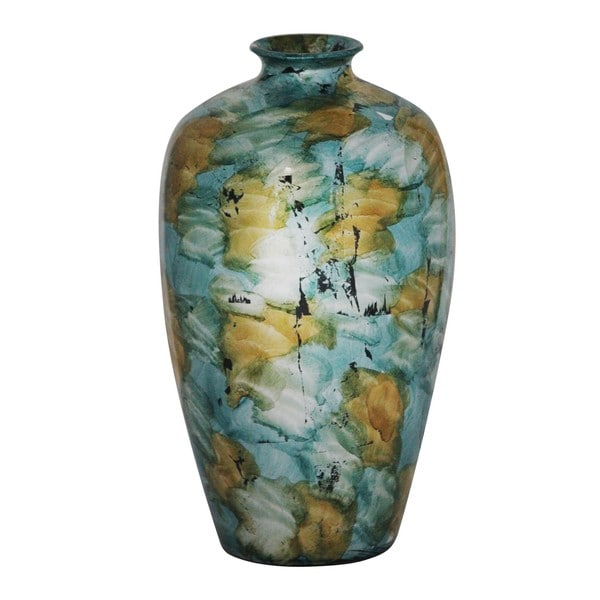 Green Bud Water Jar Vase