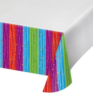 Milestone Celebration Table Cover (Pack of 6)