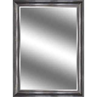 Reflection Ember Bronze Frame 44x60-inch Beveled Wall Mirror