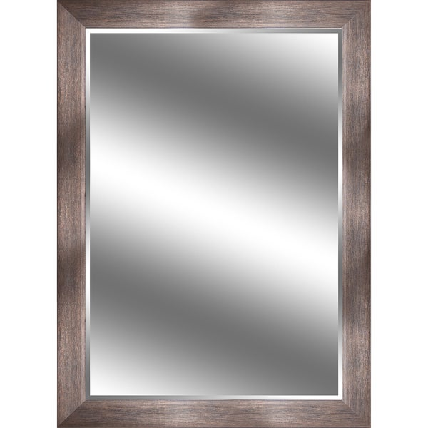 Luxury 36 X 60 Beveled Mirror