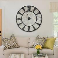 Empire Art CalceFerro Collection Wall Clock