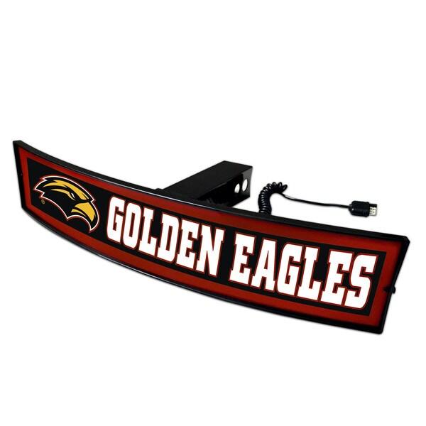 Southern Mississippi Golden Eagles Light-up Hitch Cover