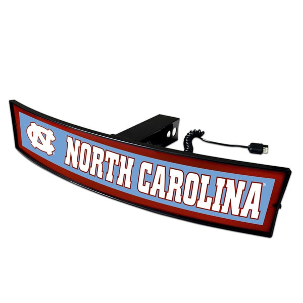 Fanmats UNC Chapel Hill Light-up Hitch Cover