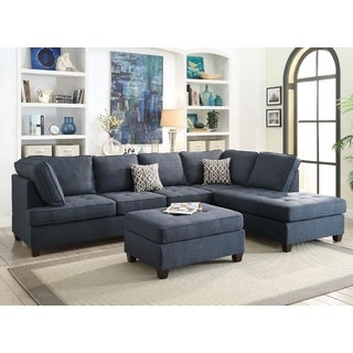 Naschiti 2-PCs Sectional Sofa Set