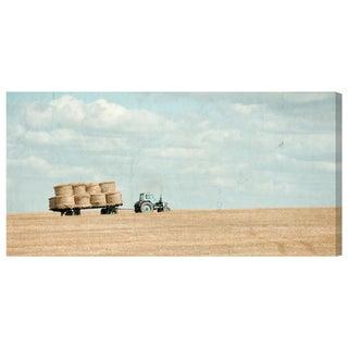 Oliver Gal 'Truck' Canvas Art
