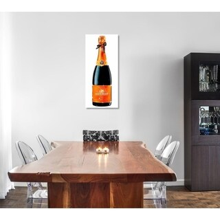 Oliver Gal 'Parisian Luxe Champagne Tall' Canvas Art