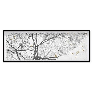 Oliver Gal 'Branching to the Future Night' Framed Art