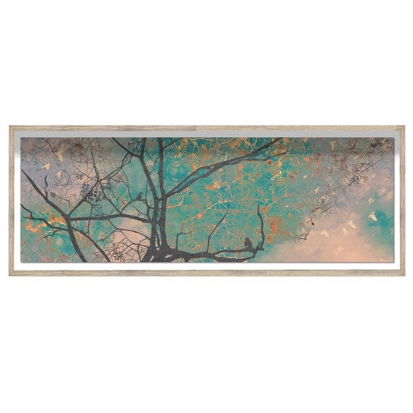 Oliver Gal 'Branching to the Future' Framed Art