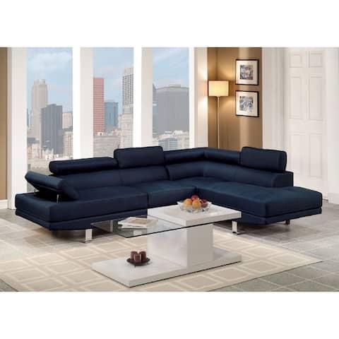 Pahroc 2-PCs Sectional Sofa Set