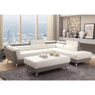 Alamo 3-piece Sectional Sofa Set