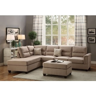 Padres 3-piece Sectional Sofa Set