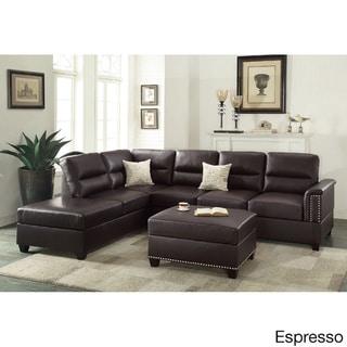 Padres 3-piece Sectional Sofa Set