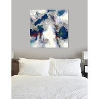 Oliver Gal 'Explosive Shade' Canvas Art