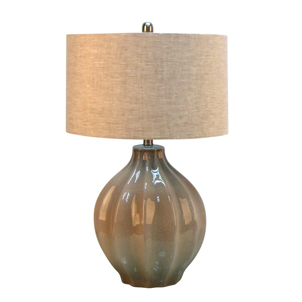 28.25-inch Ceramic Table Lamp