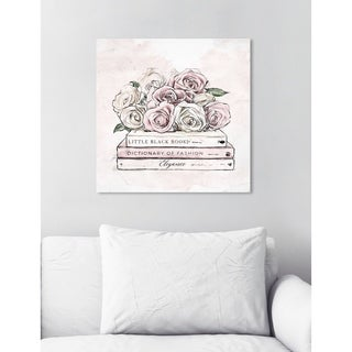 Oliver Gal  Roses and Books. Oliver Gal Home Goods   Overstock com Online Store For Everything