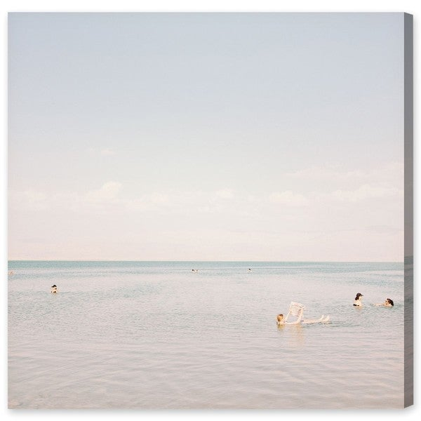 Oliver Gal 'Beach Party' Canvas Art