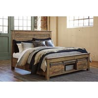 Signature Design by Ashley Sommerford Brown Panel Headboard