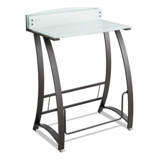 Safco Xpressions Stand-Up Workstation (Frosted/Black)