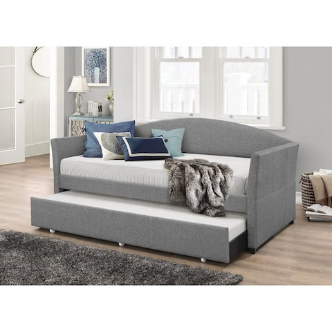 DG Casa Braxton Grey Daybed with Trundle