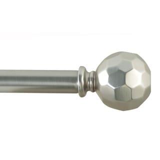 Pedra Metal 28-48 inch Adjustable Curtain Rod