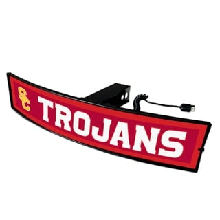 Fanmats USC Trojans Light-up Hitch Cover