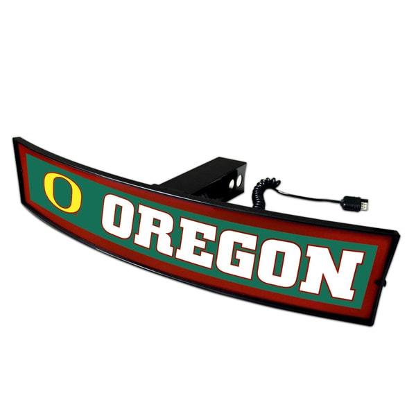 Fanmats Oregon Light Up Hitch Cover