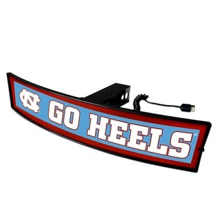 Fanmats UNC Chapel Hill Go Heels Light-up Hitch Cover