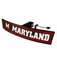 Fanmats Maryland Light-up Hitch Cover