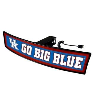 Kentucky Go Big Blue Light Up Hitch Cover