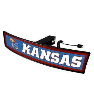 Kansas Light Up Hitch Cover