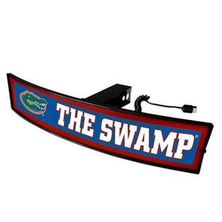 Fanmats Florida 'The Swamp' Acrylic Light-up Hitch Cover
