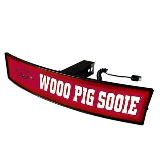 Fanmats Arkansas Wooo Pig Sooie Light-up Hitch Cover