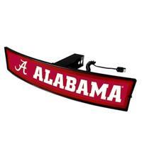 Fanmats Alabama Light Up Hitch Cover
