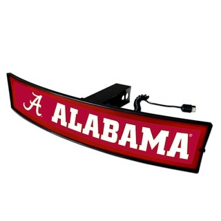 Fanmats Alabama Light Up Hitch Cover