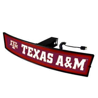 Fanmats Texas A M Light-up Hitch Cover