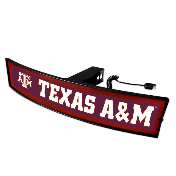 Fanmats Texas A&M Light-up Hitch Cover