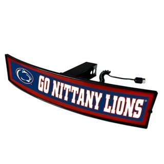 Penn State 'Go Nittany Lions' 2-inch Light-up Hitch Cover