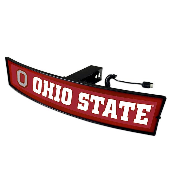 Fanmats Ohio State Light-up Hitch Cover